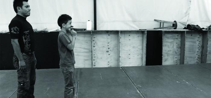 Pininos: los primeros pasos del teatro infantil